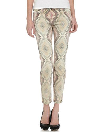 Stiletto Skinny Jeans, Desert Navajo