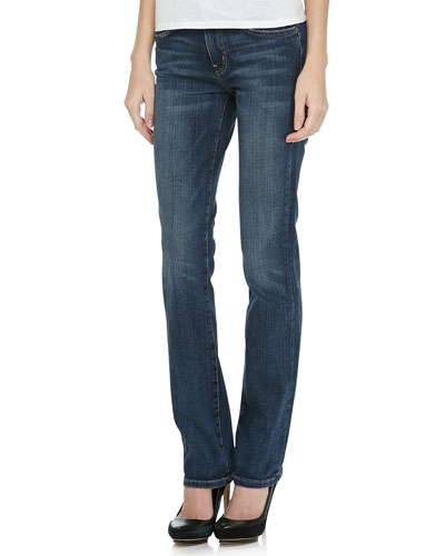 Straight Leg Jean, Loved Wash