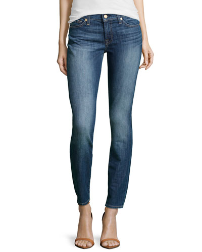Gwenevere Skinny Jeans, Rich Authentic Indigo