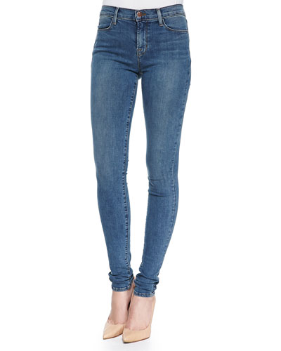 Jess Beloved High-Rise Skinny Jeans