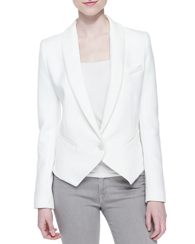 Anytime One-Button Tux Blazer