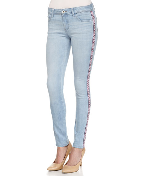 1961 Womens Florence Instasculpt Skinny Jeans DL1961 Buy Cheap With Mastercard D4F6bbxWK