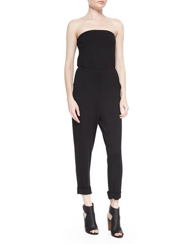 Theodore Strapless Jumpsuit