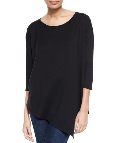 Tammy Loose Jersey Tee