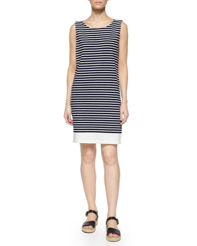 Rilo Summer Stripe Tank Dress
