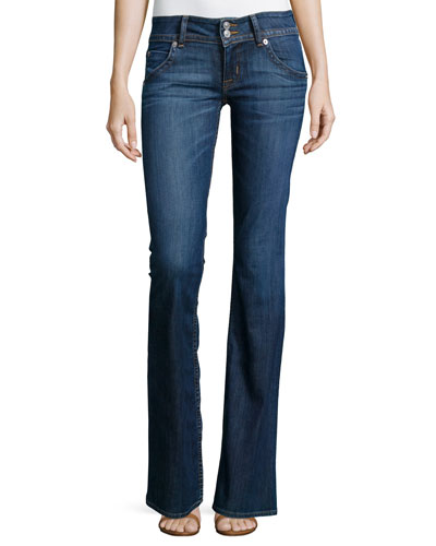 Signature Boot-Cut Jeans, Enlightened