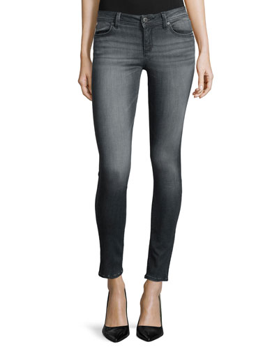 Emma Power Legging Jeans, Drizzle