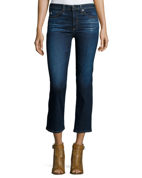 Clearance 2018 New The Jodi Crop flared jeans AG - Adriano Goldschmied Discount 100% Authentic Wiki UuEGR
