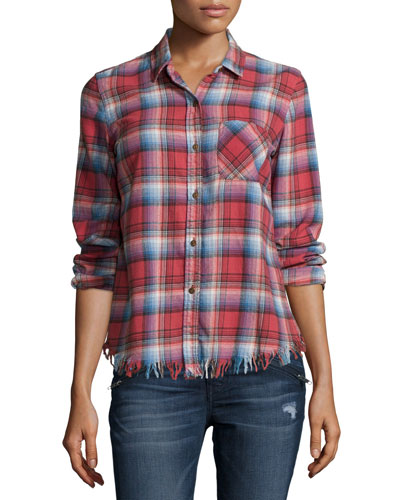 The Prep School Shirt, Wonder Plaid