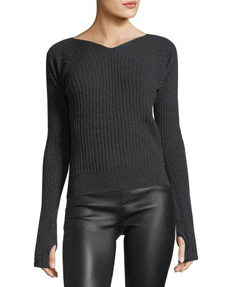 Thumbhole Sweater