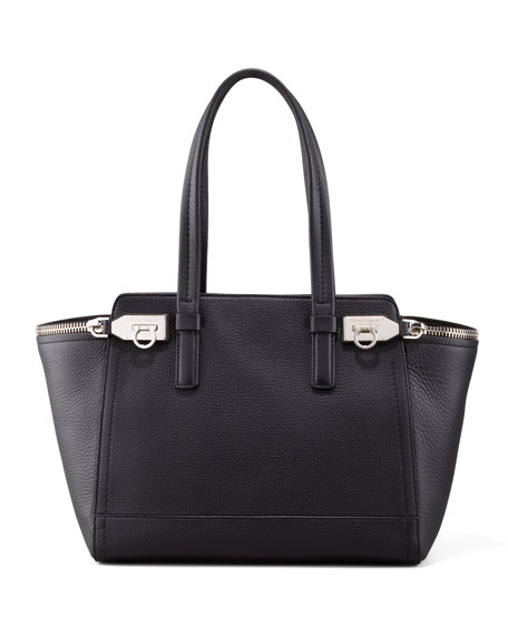 Salvatore Ferragamo Verve Double-Zip Tote Bag 4d3252217ce90