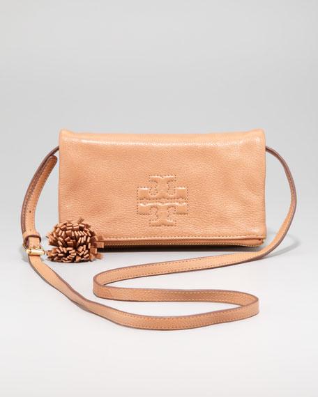 294168e8d8a7 Tory Burch Thea Fold-Over Crossbody Bag