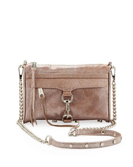 d9611445581 Mini MAC Metallic Crossbody Bag Rose Gold (Stylist Pick!)