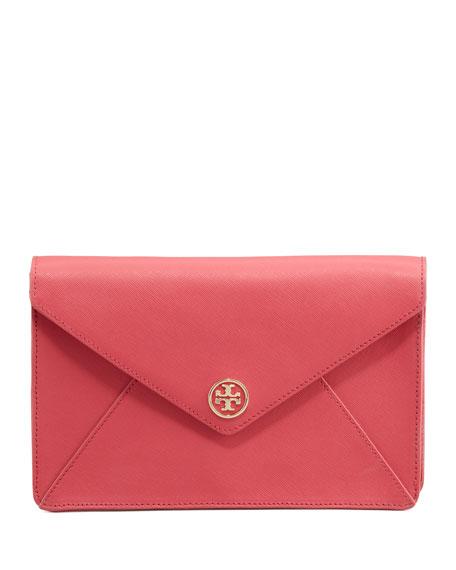 09b37f19f40b Tory Burch Robinson Envelope Clutch Bag