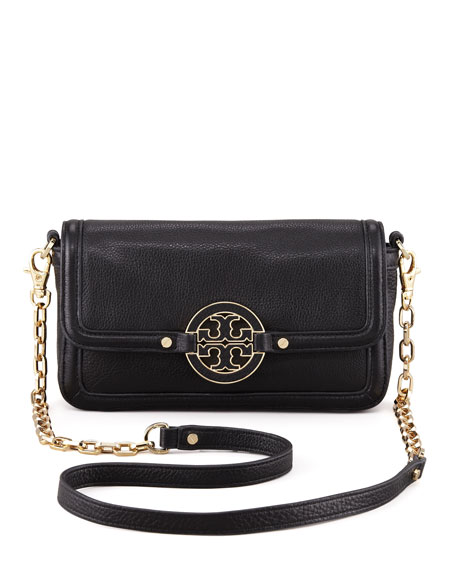 d88ea4e7daf Tory Burch Amanda Chain Strap Mini Crossbody Bag