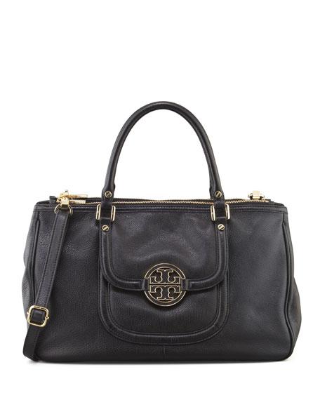 8cfa519c71d Tory Burch Amanda Double-Zip Tote Bag