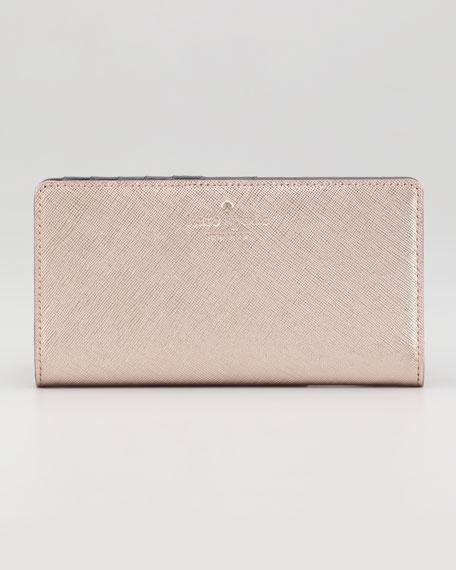 26a8ad675e7 kate spade new york cherry lane stacy wallet
