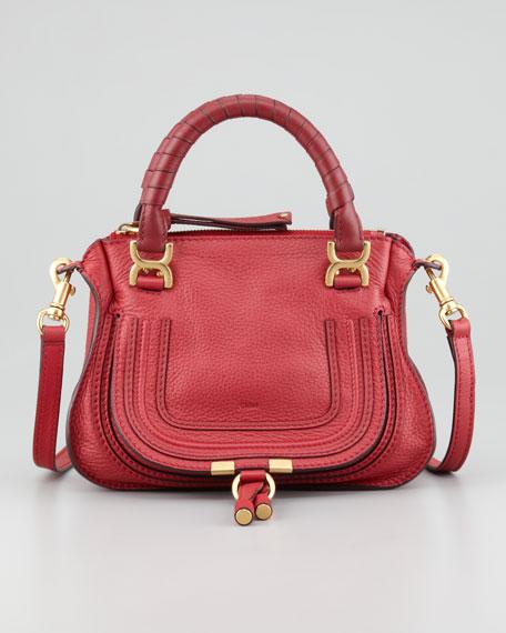 a6409d1e54 Chloe Marcie Mini Crossbody Bag, Red