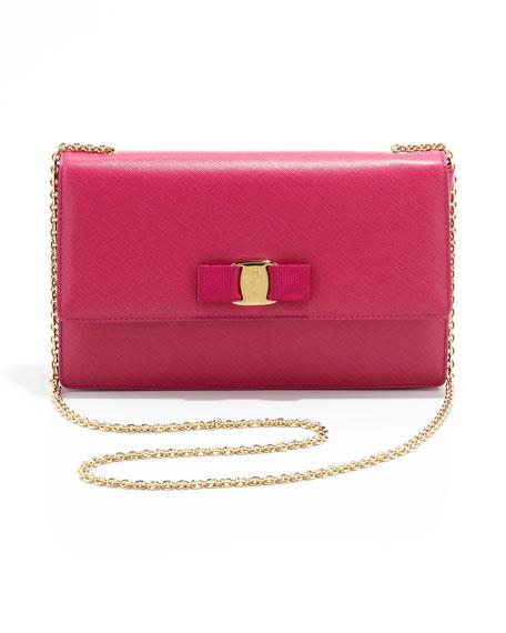 flap crossbody bag - Red Salvatore Ferragamo l51pIBWxA1