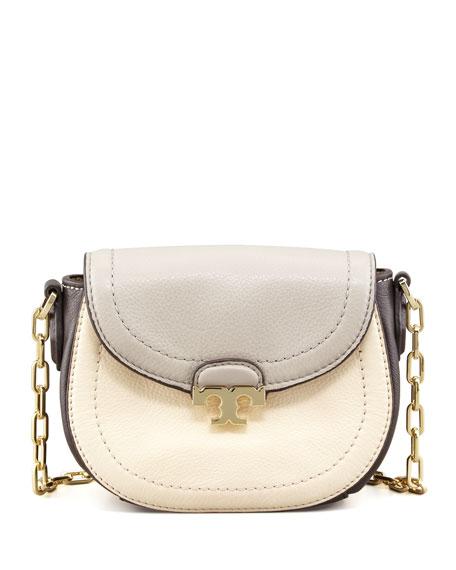 a7656e57d115 Tory Burch Sammy Colorblock Crossbody Bag