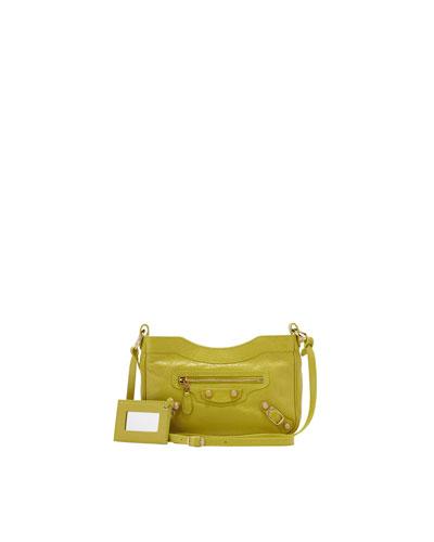 Giant 12 Golden Hip Crossbody Bag, Jaune Poussin