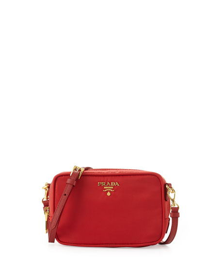 Prada Tessuto Small Crossbody Bag c9c58c68f9047
