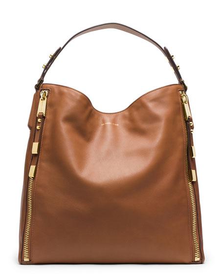 Large Miranda Zipper Shoulder Bag