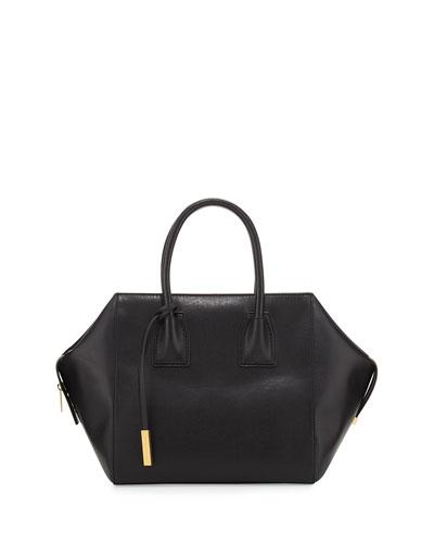 Beckett Boston Shopper Tote Bag, Black