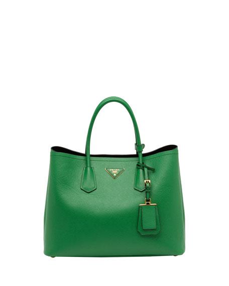 aa2d47909d Prada Saffiano Cuir Double Bag