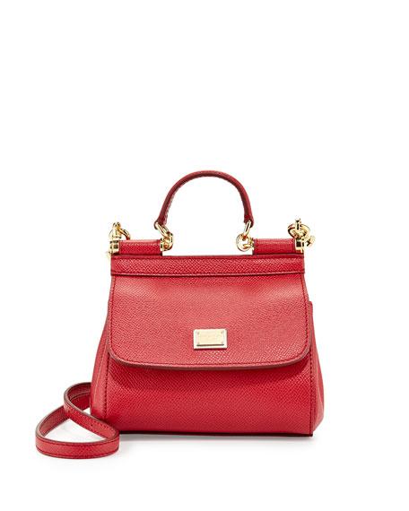 683b58dcc4 Dolce   Gabbana Miss Sicily Mini Crossbody Bag