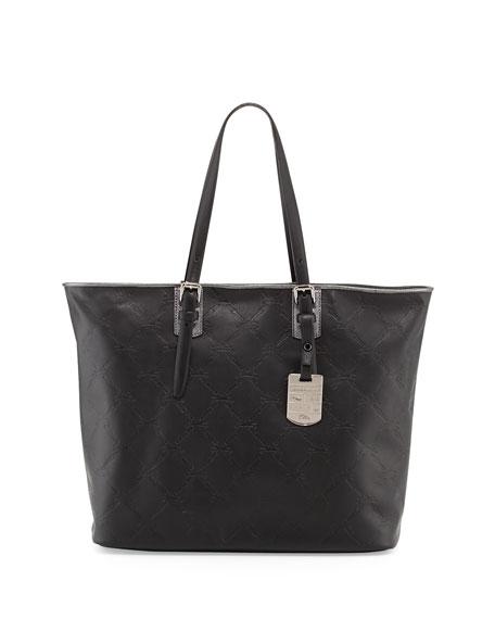 Longchamp LM Cuir Leather Shoulder Tote Bag 85d7c19b8b0c3