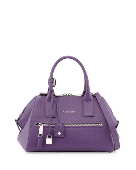 08f57b00862f Marc Jacobs Purple Leather Handbags - Foto Handbag All Collections ...