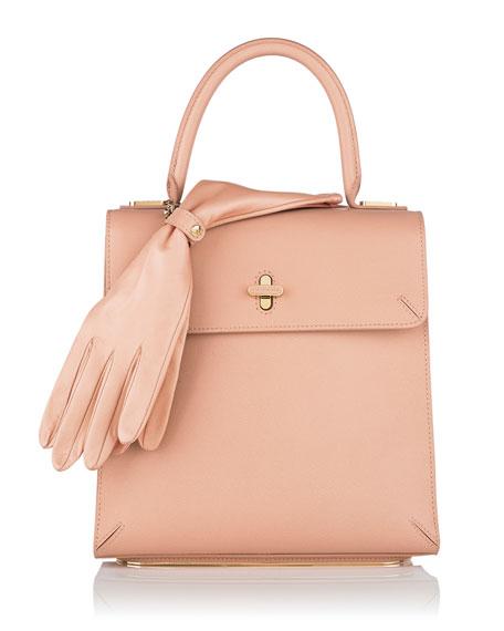 Charlotte Olympia Bogart Leather Top Handle Bag, Blush. Bogart Leather Top  Handle Bag, Blush d9217a07d7