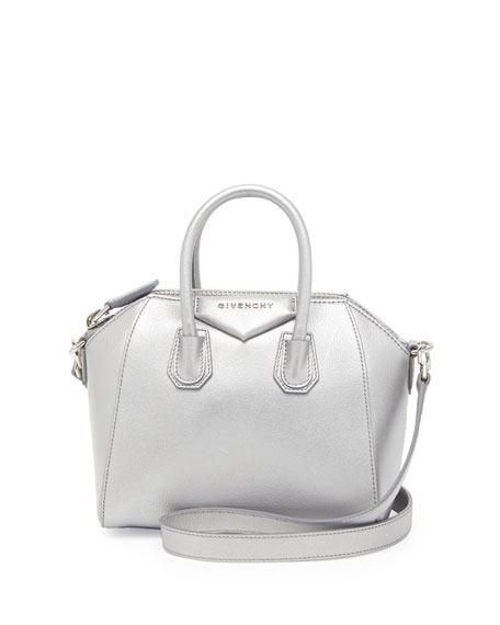 Givenchy Antigona Mini Leather Satchel Bag 49561fe40ebb8