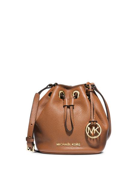 926c0daf60de MICHAEL Michael Kors Jules Drawstring Crossbody Bag, Luggage