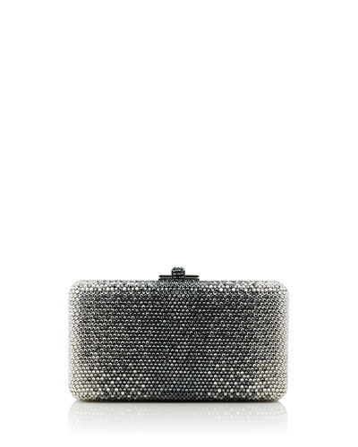Airstream Large Ombre Clutch Bag, Silver Multi