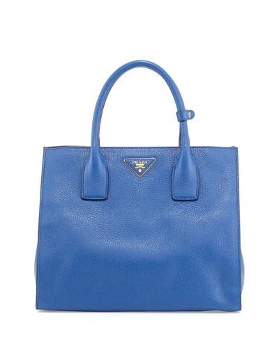 Daino Tote Bag, Bright Blue (Royal)