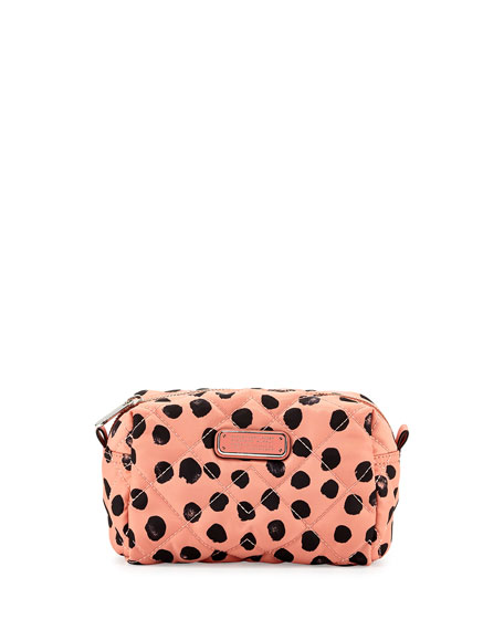 e01c122cf24f MARC by Marc Jacobs Crosby Polka-Dot Quilted Cosmetics Bag