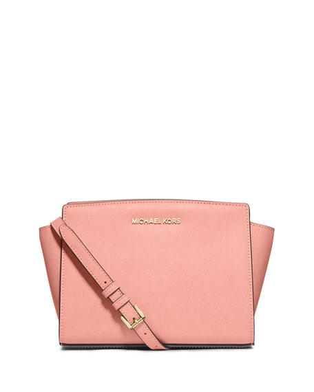 Selma medium messenger bag - Pink & Purple Michael Michael Kors 3QceHiK