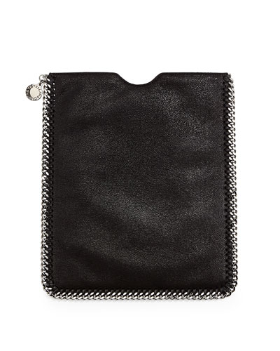 Shaggy Deer iPad Case, Black