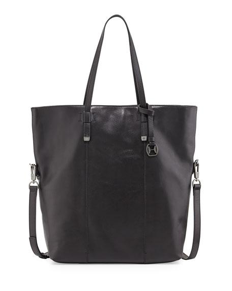 d6b20242d7 Halston Heritage Leather Tote Bag
