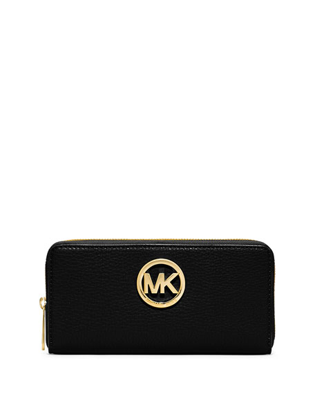 7ee5a1f75c348 MICHAEL Michael Kors Fulton Zip-Around Continental Wallet