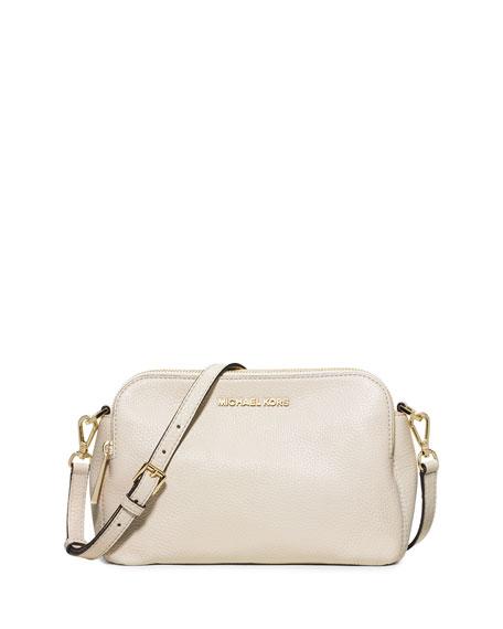 MICHAEL Michael Kors Bedford Medium Double-Zip Messenger Bag a5e32c1adb64b