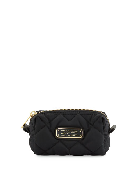 f5d7e0fbe307 MARC by Marc Jacobs Crosby Quilted Nylon Small Cosmetics Bag