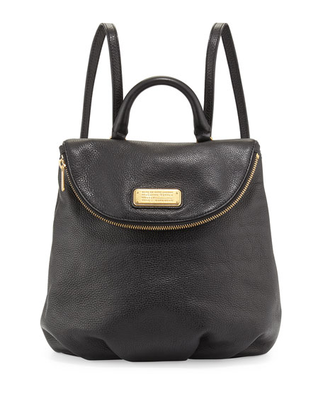 8e04dc0c6ab MARC by Marc Jacobs New Q Mariska Leather Backpack
