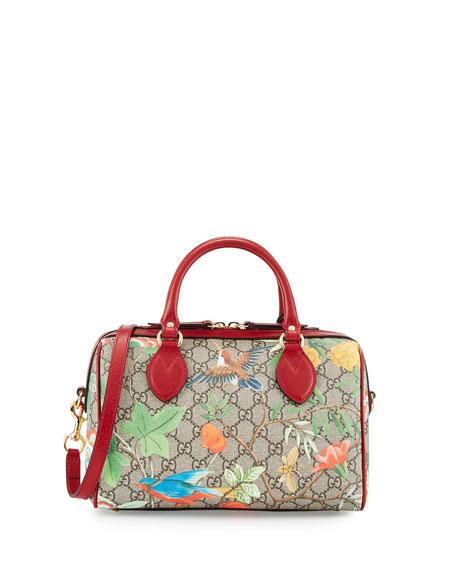 30f4506ddab6 Gucci Tian GG Supreme Small Top-Handle Bag, Multi