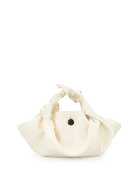 THE ROW The Ascot Satin Small Hobo Bag 0a06801cdcd05