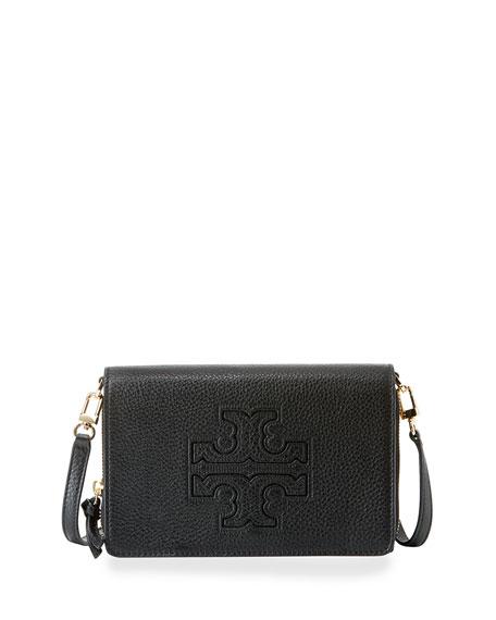 bb68c58197f Tory Burch Harper Flat Wallet Crossbody Bag