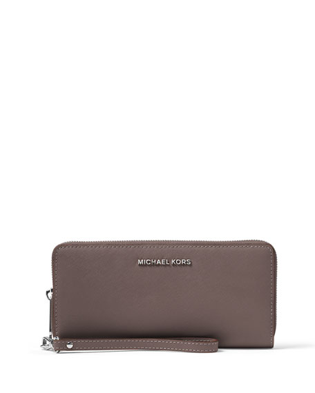 fbee08cb7e4e MICHAEL Michael Kors Jet Set Travel Continental Wallet