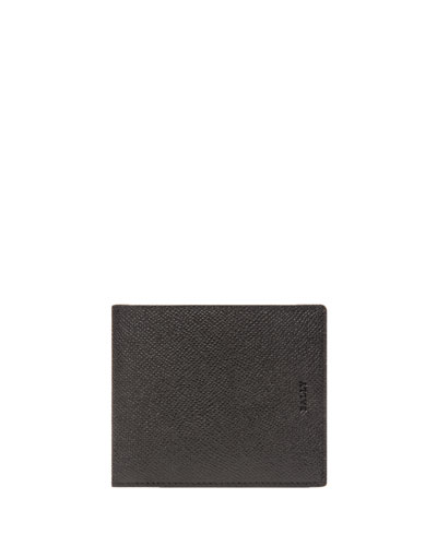 Bonnet Leather Bi-Fold Wallet
